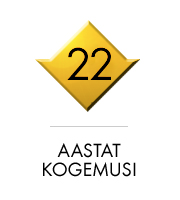 22aastatkogemust